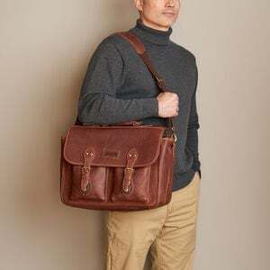 Leather Bashful Billionaire's Bag 2.0