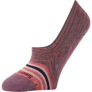 Women's Smartwool Sneaker Striped No Show Socks