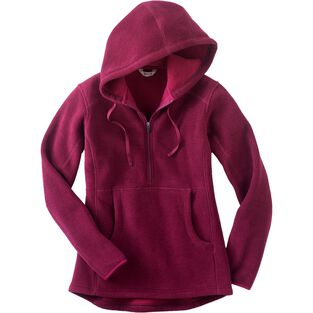 Women's Two Harbors Polartec Hooded Pullover SANGR