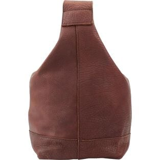Lifetime Leather Slouch Bag