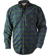 Men's Iron Mountain Oxford Long Sleeve Shirt DEJCH
