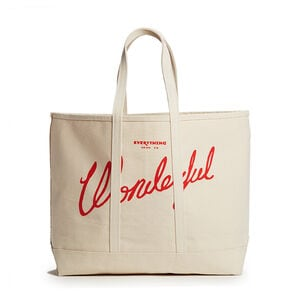 Best Made Canvas Wonderful Tote