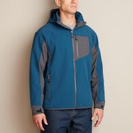 Men's Black Hills Windfront Hooded Jacket DRKGRAY