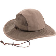 Women's Crusher Packable Sun Hat DK KHA MED