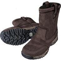 Men's Wild Boar Insulated Pull On Boots DRKBRWN 12