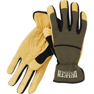 Women's Kevlar Hybrid Pull On Glove LODEN SM