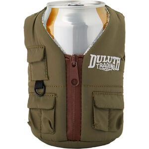 Duluth Trading Puffin Ranger Vest Coozie