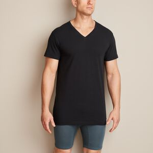 Men's Free Range Organic Cotton V-Neck Undershirt