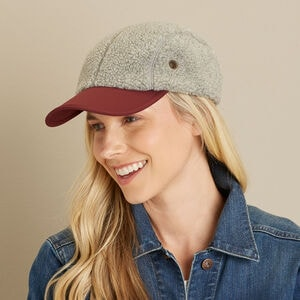 Women's Sherpa Ball Cap