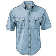 Men's Breezeshooter Short Sleeve Solid Shirt