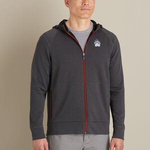 Men's AKHG Swing Dog Full Zip Hoodie