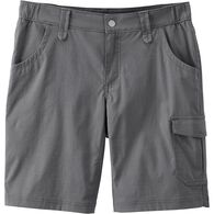 Women's Dry on the Fly 10'' Shorts GRAY 004