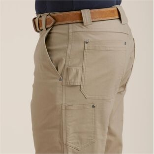 Men's DuluthFlex Fire Hose Fleece-Lined Carpenter Pants