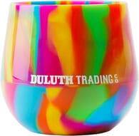 Duluth Trading Silipint Wine Glass