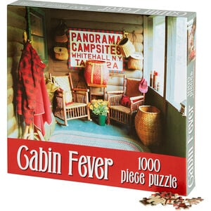 Cabin Fever Jigsaw Puzzle