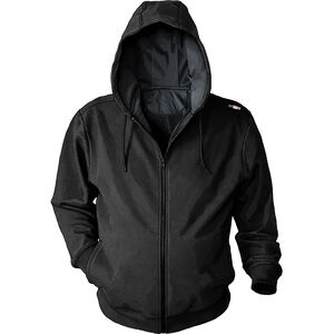 Men's Flame-Resistant Fleece Full Zip Hoodie
