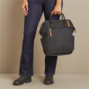 Thoroughbred Canvas Backpack