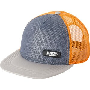 Men's AKHG Fishing Trucker Hat (Mid Crown Fit)