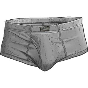 Men's Free Range Organic Cotton Briefs