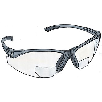 Safety Glasses With Cheaters