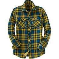 Women's Crosscut Wicking Flannel Shirt LMGPLAD SM