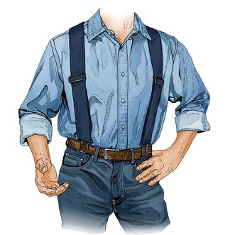 60a687371 ... Men s Perry Y-Back Tall Clip Suspenders ...