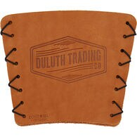 Duluth Trading Leather Pint Glass Wrap