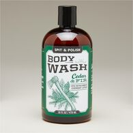 Spit & Polish Cedar and Fir Body Wash