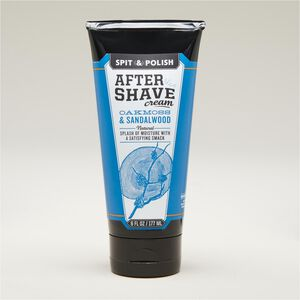 Spit & Polish After Shave Cream