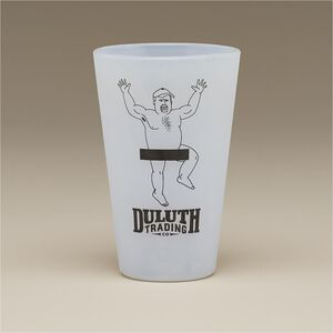 Duluth Trading Silipint Silicone Buck Naked Pint