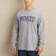 Men's Longtail T DTC Logo Long Sleeve T-Shirt BOXC
