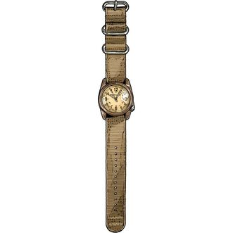 Bertucci DX3 Field Watch KHAKI