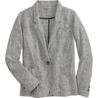 Women's Hemp Blazer