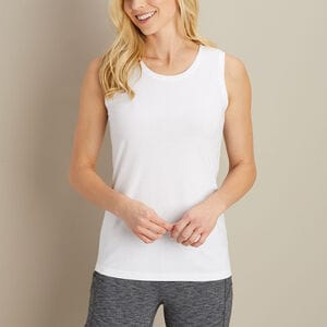 Women's Lightweight Longtail T Tank Top