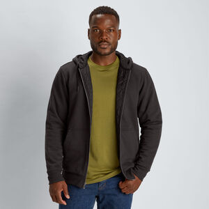 Men's 40 Grit Lined Full Zip Hoodie