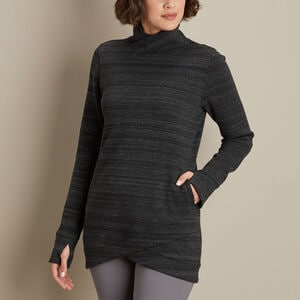 Women's Deux More Double Knit Pullover Tunic