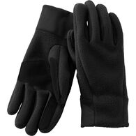 Women's Shoreline Fleece Gloves BLACK SM