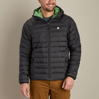 Men's AKHG Eco Puffin Hooded Jacket
