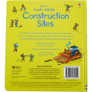 Look Inside How Construction Works