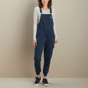 Women's Souped-Up Sweats with Storm Cotton Overalls