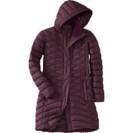 Women's Plus Cold Faithful Down Hooded Parka ELDRB