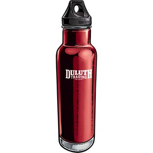 Duluth Trading 20oz Insulated Bottle CLASRED