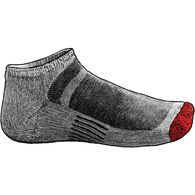Men's FastDry Lightweight No Show Socks GRAY MED