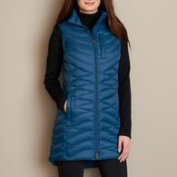 Women's Cold Faithful Down Tunic Vest MARIBLU XSM