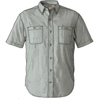 Men's Hemp F.O.M Short Sleeve Shirt