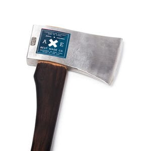 Best Made American Felling Axe: Shou Sugi Ban