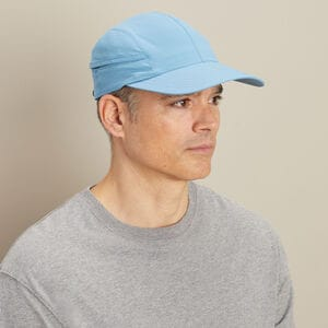 Men's Armachillo Baseball Cap with Sun Cape