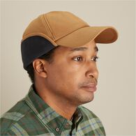 Men's Fire Hose Bonded Fleece-lined Ear Flap Cap B