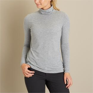 Women's Dry and Mighty Long Sleeve Turtleneck