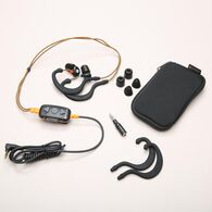 Tough Tested Jobsite Earbuds BLACK